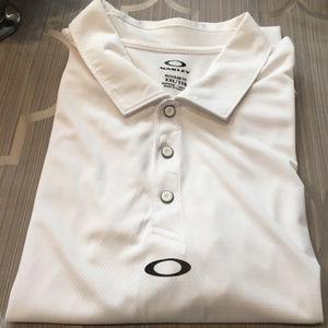 Oakley Polo Golf Shirt, XXL